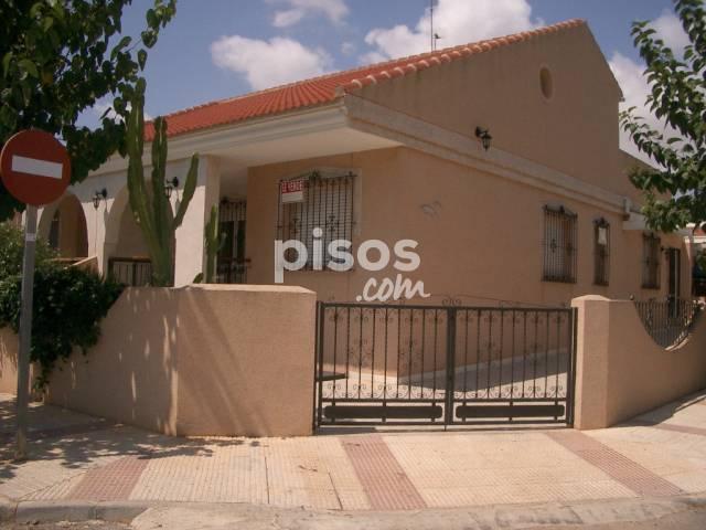 Chalet adosado en venta en Zona Las Velas, Los Narejos (Los Alcázares) por 225.000 €