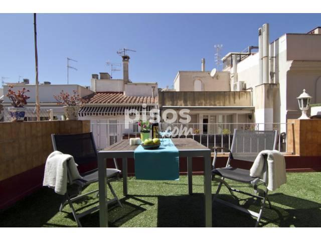 Piso en alquiler en Calle Sant Pau, nº 35, Centre (Sitges) por 50 €/día