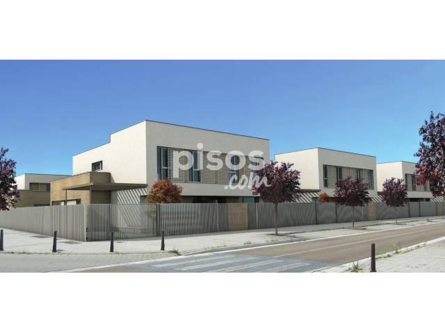 Residencial El Peral Passivhaus 3ª Fase, C/ Ciruelo s/n. Las Villas-Covaresa-Parque Alameda-La Rubia (Valladolid Capital)