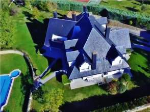 casa unifamiliar en las rozas de madrid club de golf