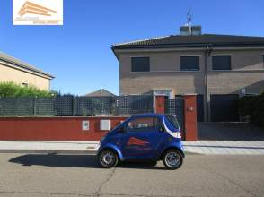 Casa pareada en calle Lago de Sanabria,2