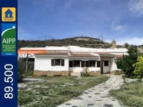 Casa en Huéscar