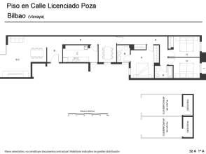 Piso en calle Licenciado Poza, 32