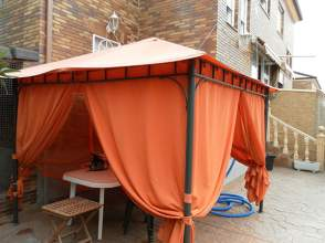 Chalet pareado en calle Zaragoza