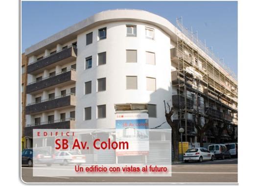 Edifici SB Av. Colom