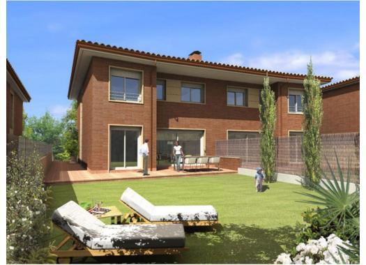 Casas con jardín