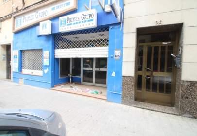 Local comercial en Avenida Valencia, nº 30