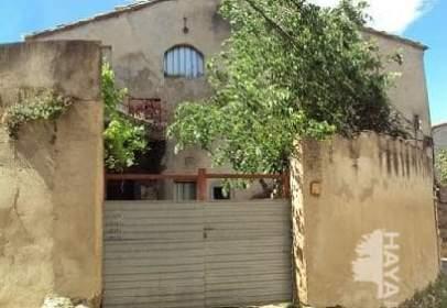 Casa adosada en calle Borriol, nº 20