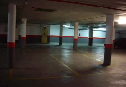 Garaje en calle Real