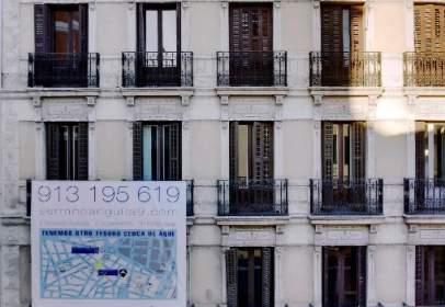 Ático en calle Fernando VI, nº 19