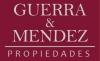 GUERRA Y MENDEZ PROPIEDADES