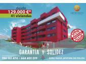 Edificio Alfa, C/ Playas de Santiago 1. Los Periodistas-Parque Almunia (Granada Capital)