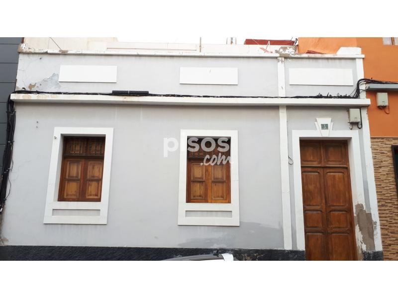 Casa pareada en venta en calle jenner n 5 en vegueta - Casas en tafira ...