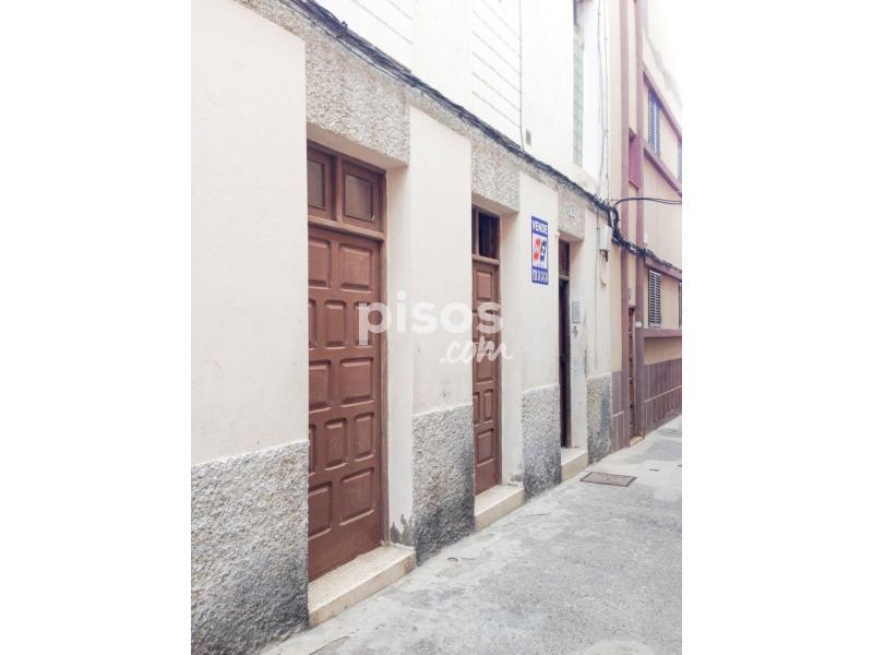 Piso en venta en calle bola n 6 en vegueta cono sur - Casas en tafira ...