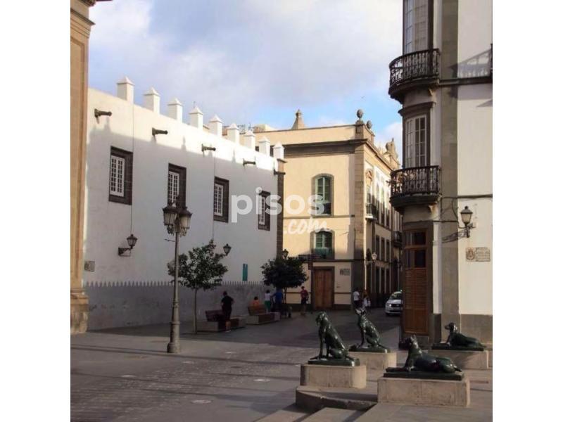 Casa en venta en calle calle reloj n 1 en vegueta cono - Casas en tafira ...