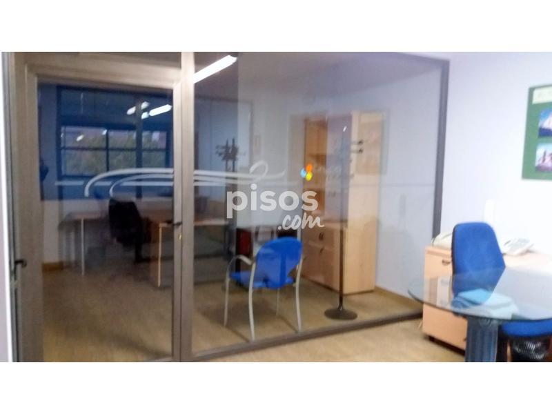 Oficina en alquiler en paseo zorrilla n 169 en las for Pisos covaresa valladolid