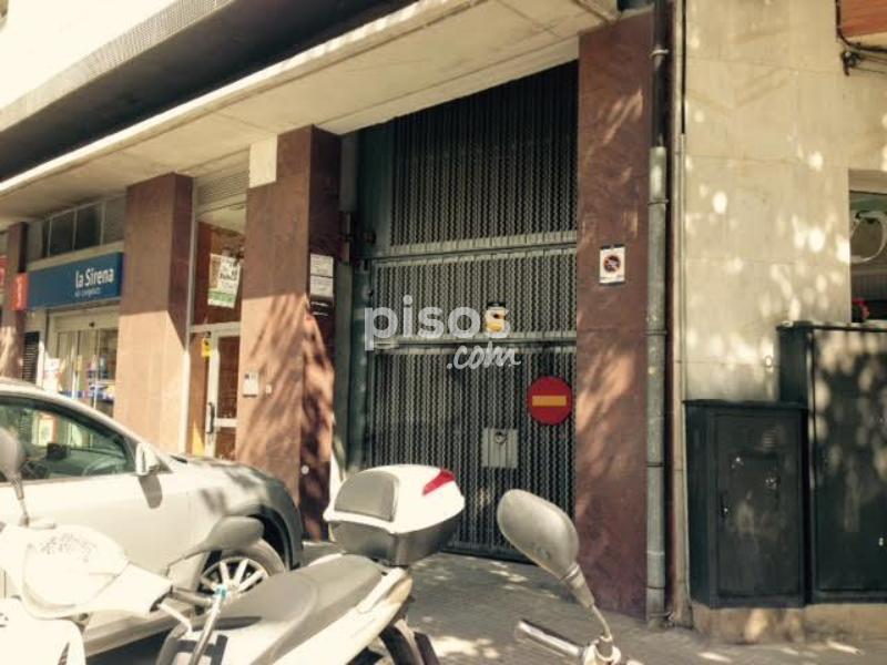 Garaje en alquiler en calle de laure mir en esplugues de llobregat por 75 mes - Obra nueva esplugues ...