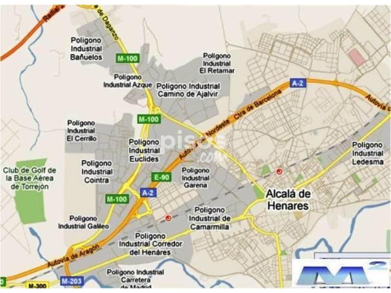 Nave industrial en venta en alcal de henares la garena en garena - Pisos en la garena alcala de henares ...