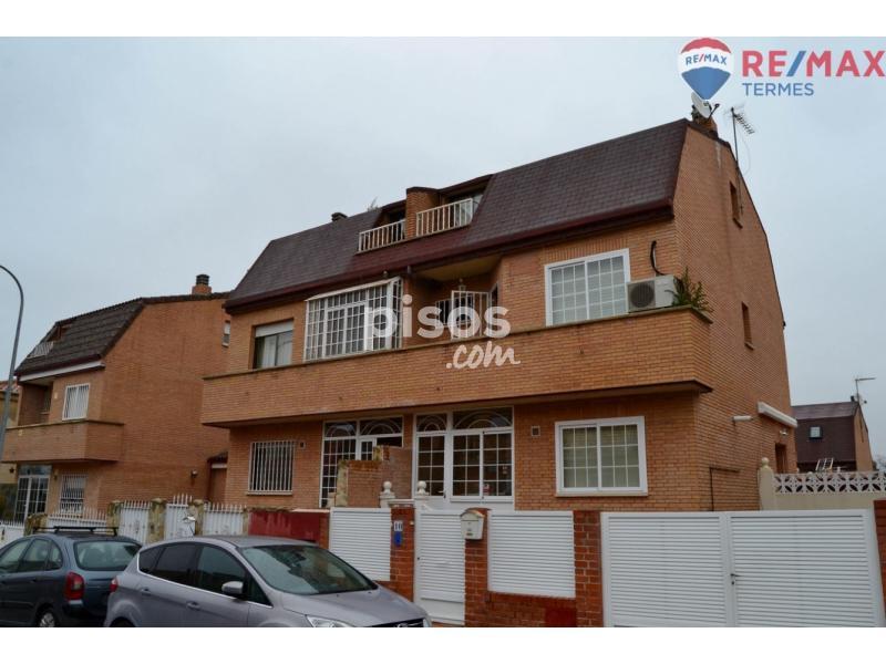 Casa adosada en venta en navalcarnero zona casco antiguo - Pisos en venta en navalcarnero ...