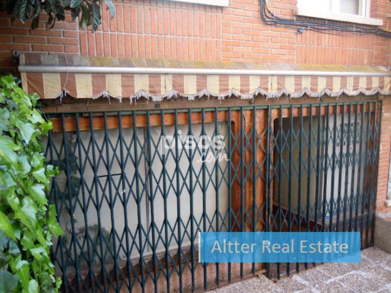 Local comercial en venta en rozas centro zona estaci n - Compro piso en madrid zona centro ...