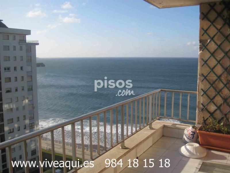 Piso en venta en magn fico piso en salinas con vistas al for Pisos con vistas al mar