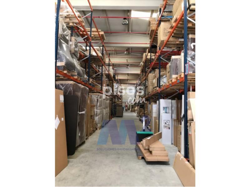 Nave industrial en venta en alcal de henares la garena en garena por - Pisos en la garena alcala de henares ...