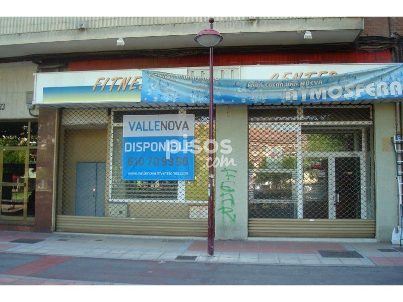 Local comercial en venta en paseo zorrilla n 135 en las for Pisos covaresa valladolid