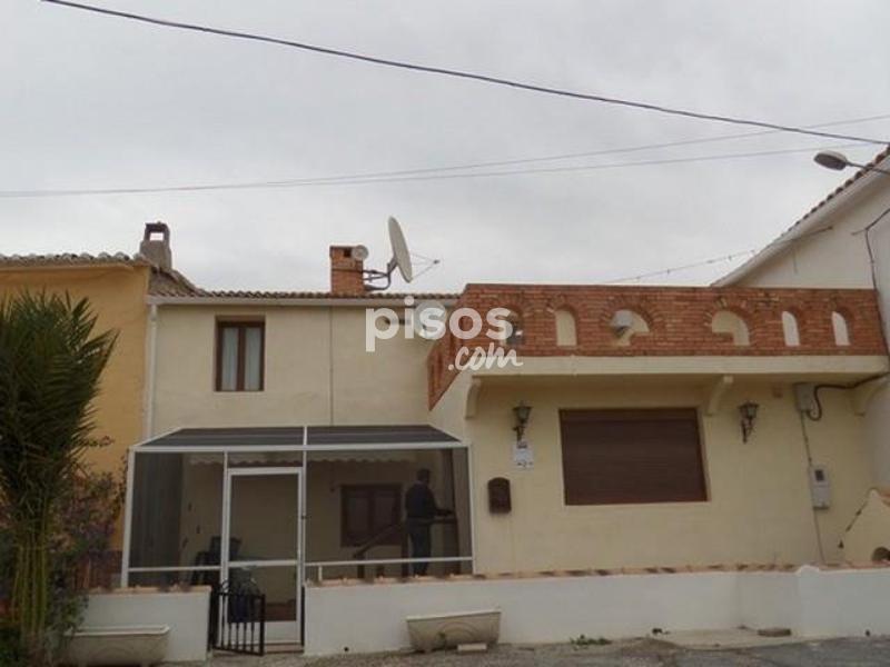 Casa en venta en valle de almanzora albox en hu rcal - Casas en huercal overa ...