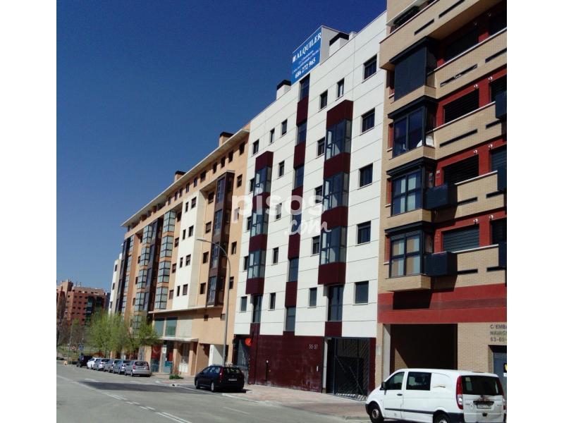 Apartamento en alquiler en calle embalse de navacerrada n 55 57 en ensanche de vallecas - Pisos ensanche de vallecas obra nueva ...