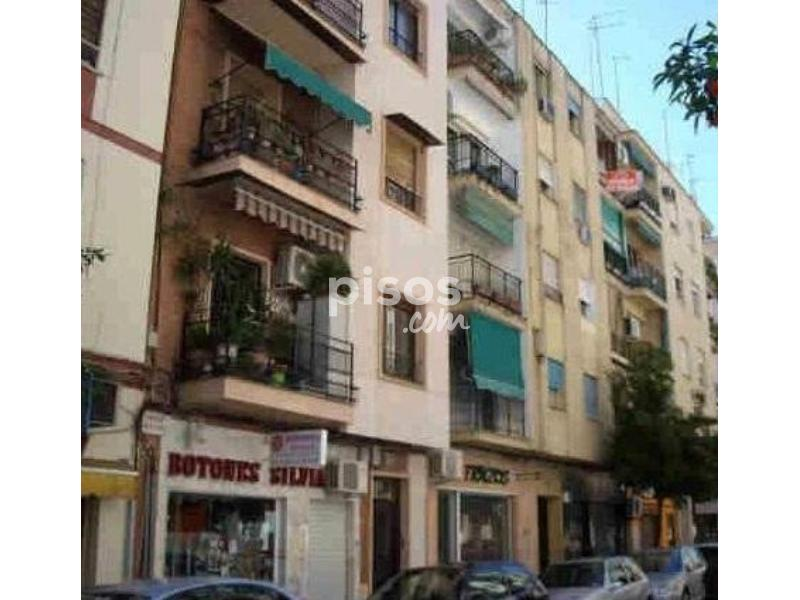 Piso en venta en calle maestro priego lopez n 39 en ciudad jard n vista alegre zoco por - Pisos ciudad jardin ...