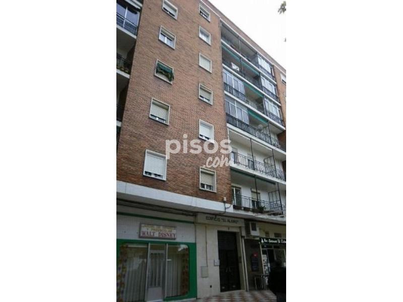 Piso en venta en calle puerta de alarcos n 2 en centro for Compartir piso ciudad real