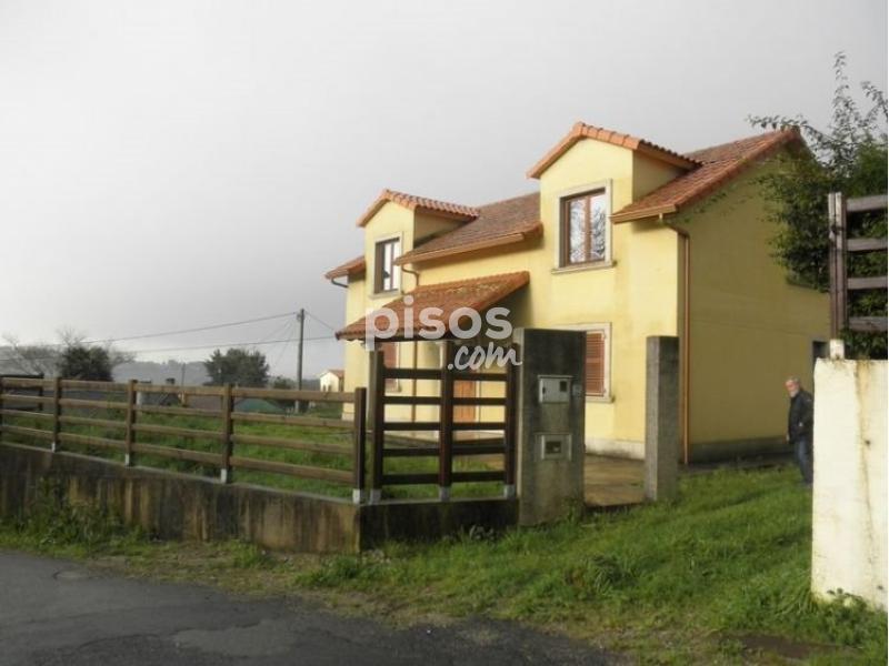 Casa en venta en sillobre en fene por - Pisos en fene ...