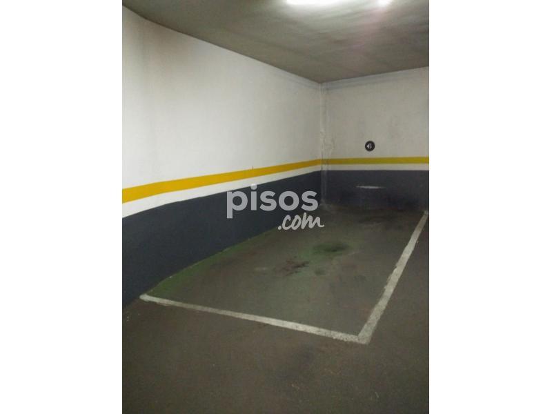 Garaje en venta en centro en centro por for Compartir piso alcobendas
