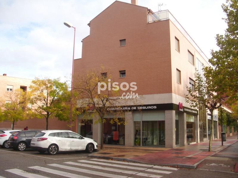 Piso en venta en paseo zorrilla en las villas covaresa for Pisos covaresa valladolid