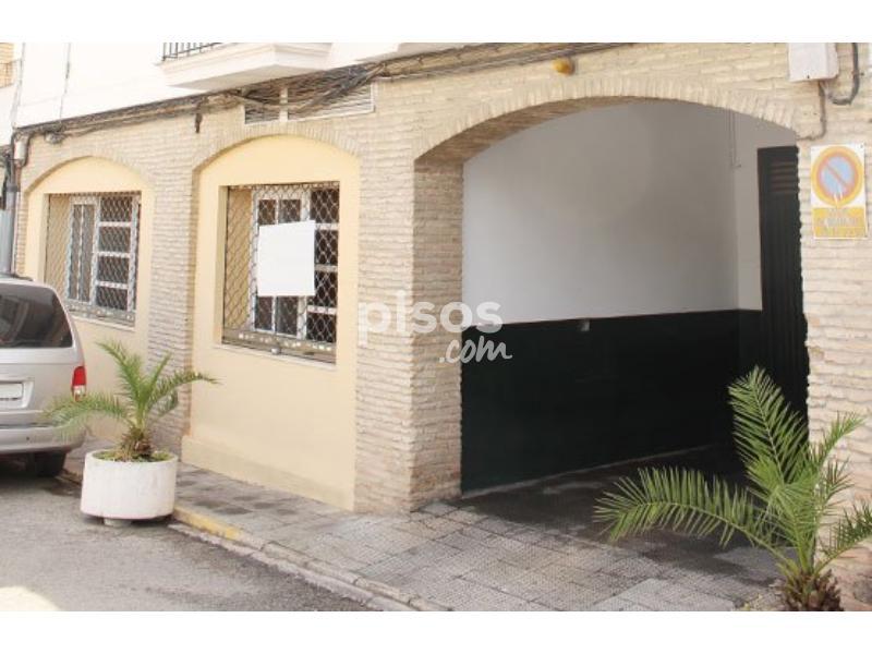 Garaje en venta en plaza de las marismas en centro do a mercedes por - Comprar plaza de garaje ...