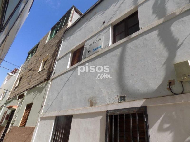Casa en venta en calle c estampa n 9 en vegueta cono - Casas en tafira ...