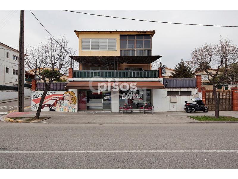 Local comercial en venta en calle avd catalunya n 17 en - Casas en llica de vall ...