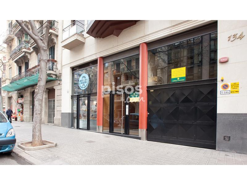 Oficina en alquiler en barcelona eixample viladomat 134 for Oficinas don piso barcelona