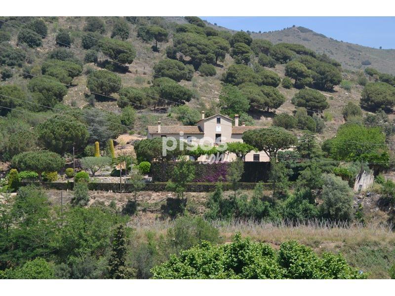 Casa en venta en mas a en tiana de 400m2 en tiana por 2 - Obra nueva tiana ...