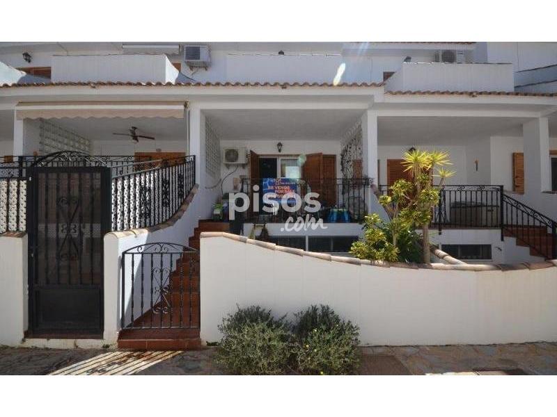 Casa en venta en bungalow adosado con s tano en don pueblo - Viviendas en gran alacant ...