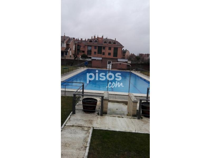 Casa adosada en venta en covaresa en las villas covaresa for Pisos covaresa valladolid