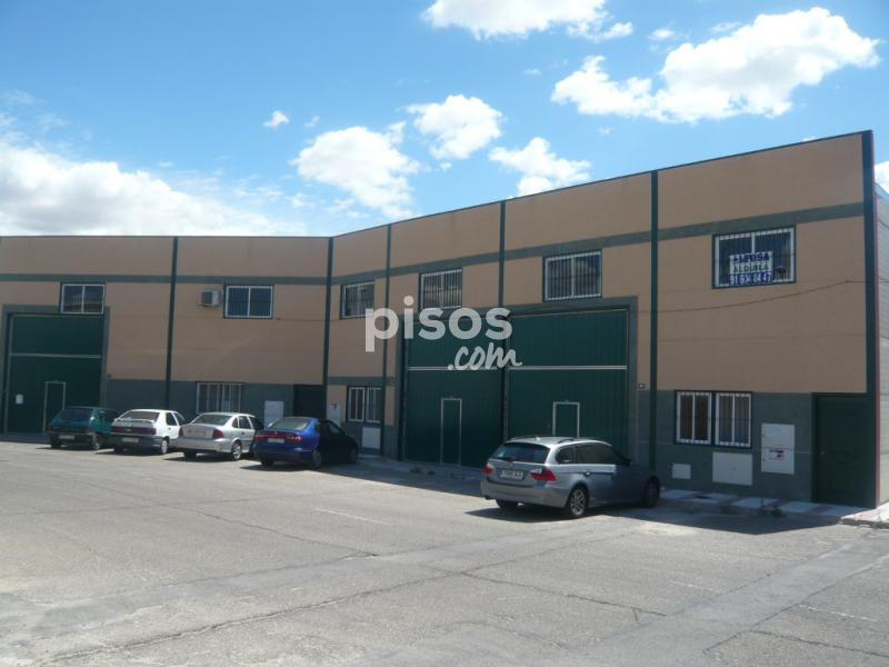 Nave industrial en alquiler en calle alamo n 38 en humanes de madrid por 875 mes - Pisos en alquiler humanes de madrid ...