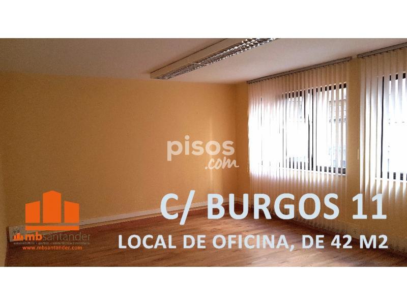 Oficina en venta en calle burgos en centro ayuntamiento for Oficinas ibercaja burgos