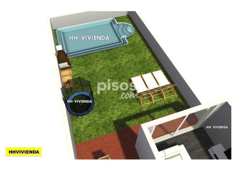 Casa adosada en venta en calle dali n 1 en navalcarnero - Pisos en venta en navalcarnero ...