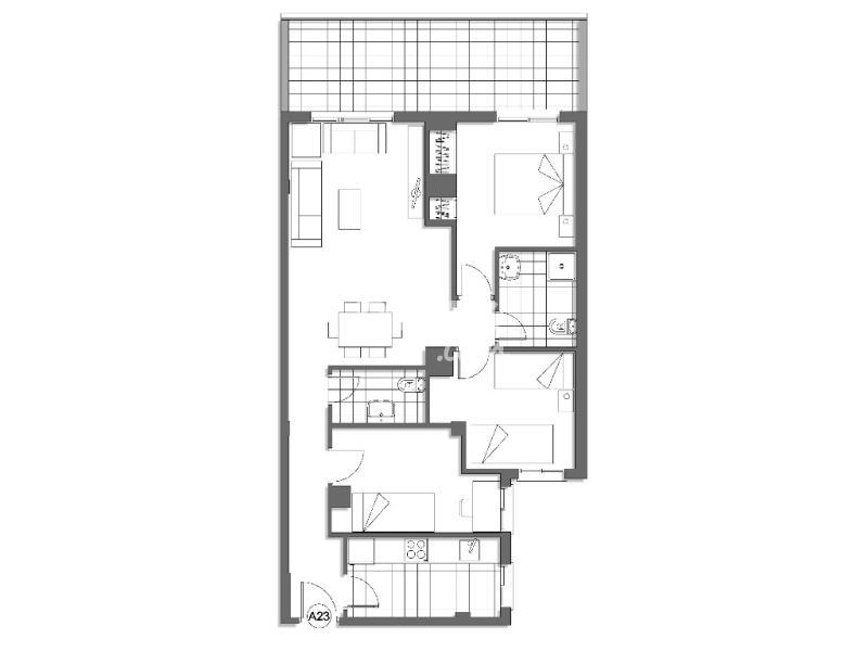 Piso en alquiler en avenida sanchis guarner n 59 en - Alquiler pisos picanya ...