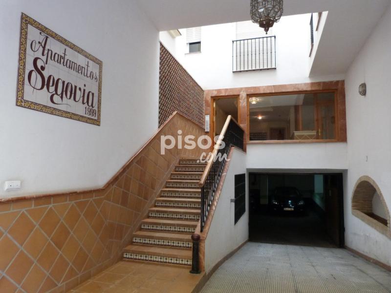 Piso en alquiler en calle campaneros n 4 en casco for Pisos alquiler antequera