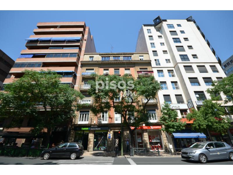 Piso en alquiler en avenida espa a n 4 en centro casco for Alquiler piso donostia antiguo