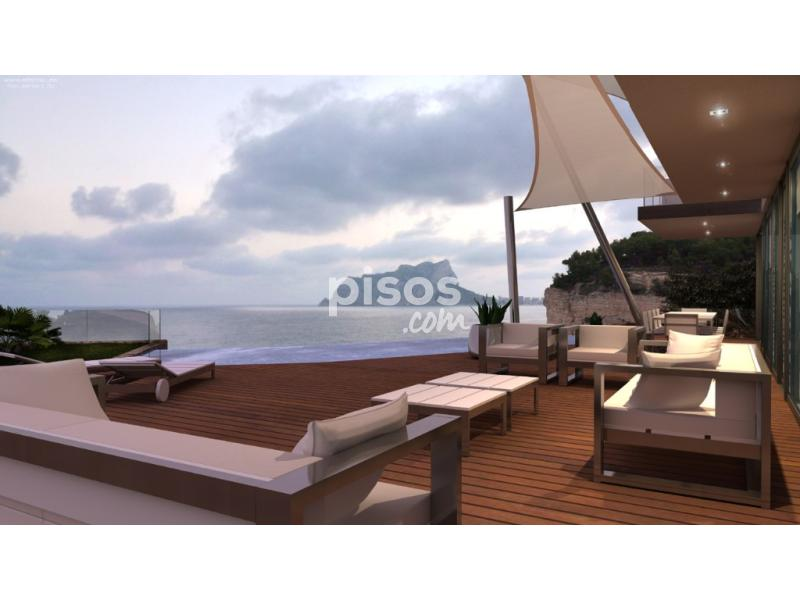 Casa en venta en benisa en benissa por for Pisos en benissa
