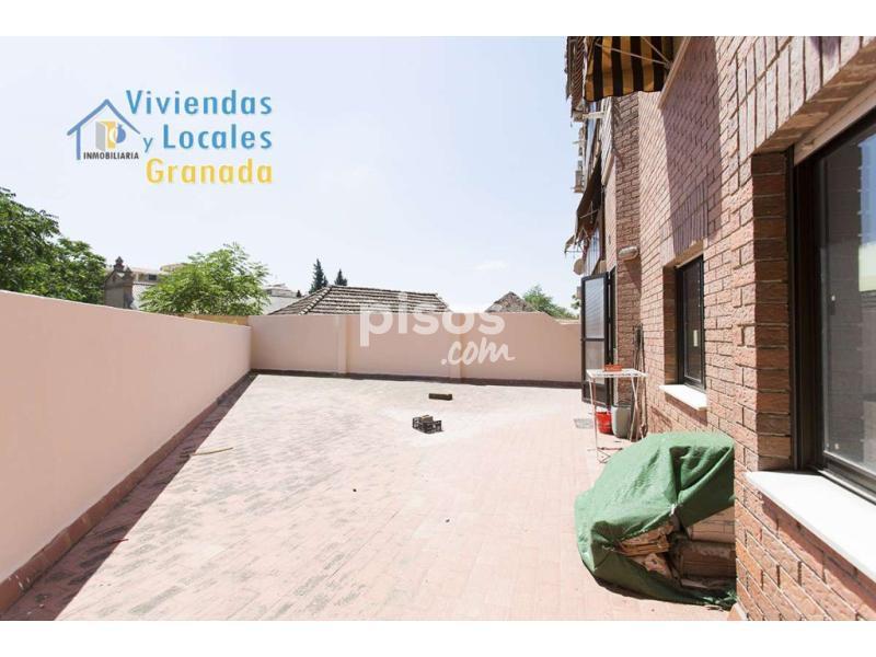 Piso en venta en calle camino de ronda en camino de ronda for Pisos obra nueva granada