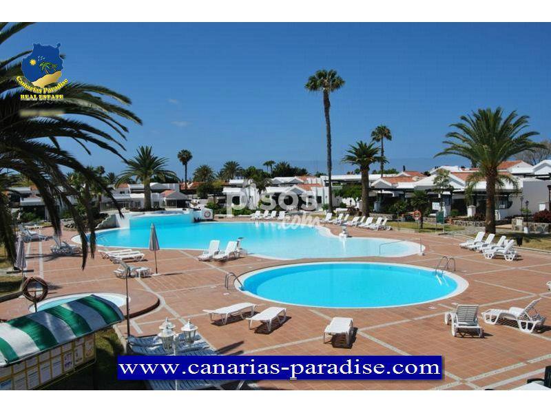 Apartamento en venta en campo intermacional de maspalo en playa del ingl s por - Venta de apartamentos en playa del ingles ...